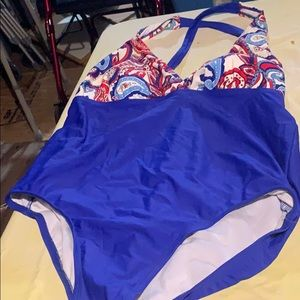 Catalina 1X one piece swim suit